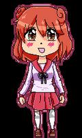 Mai Page Doll by Senpai-Hero