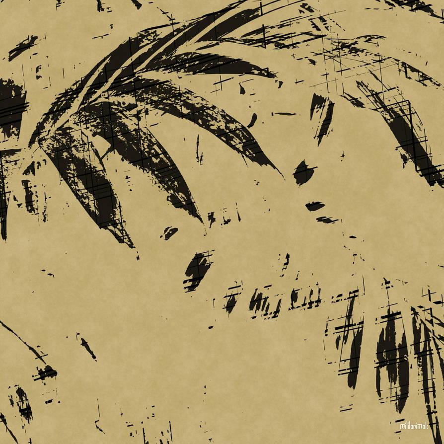 Palm Print by MililaniMak