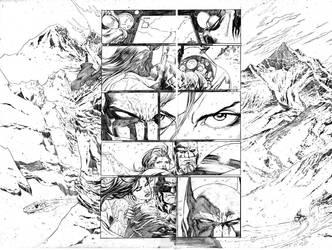 BATMAN SAMPLE 1 by ardian-syaf