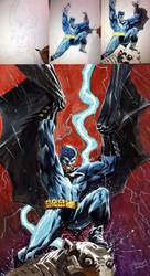 Jim Lee's Batman by ardian-syaf