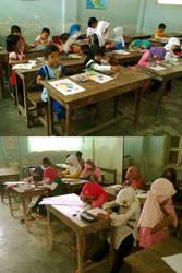 My Students by ardian-syaf