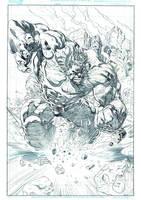 Hulk by ardian-syaf