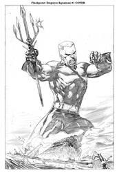 Flashpoint Emperor Aquaman by ardian-syaf