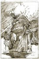 Batman Cave by ardian-syaf