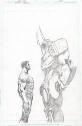 Batman Superman 21 Cover by ardian-syaf