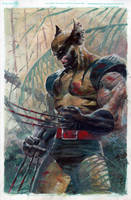 Wolverine Oil by ardian-syaf