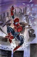 Spiderman by ardian-syaf