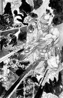 Batman Origin by ardian-syaf