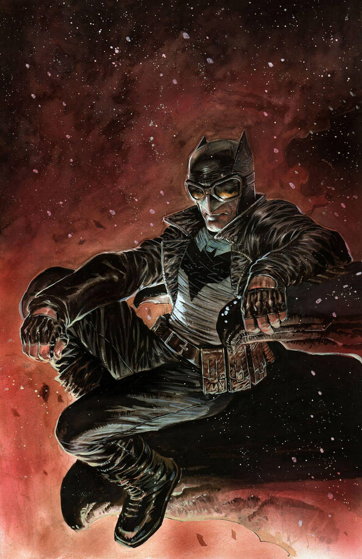 Rockabilly Batman by ardian-syaf