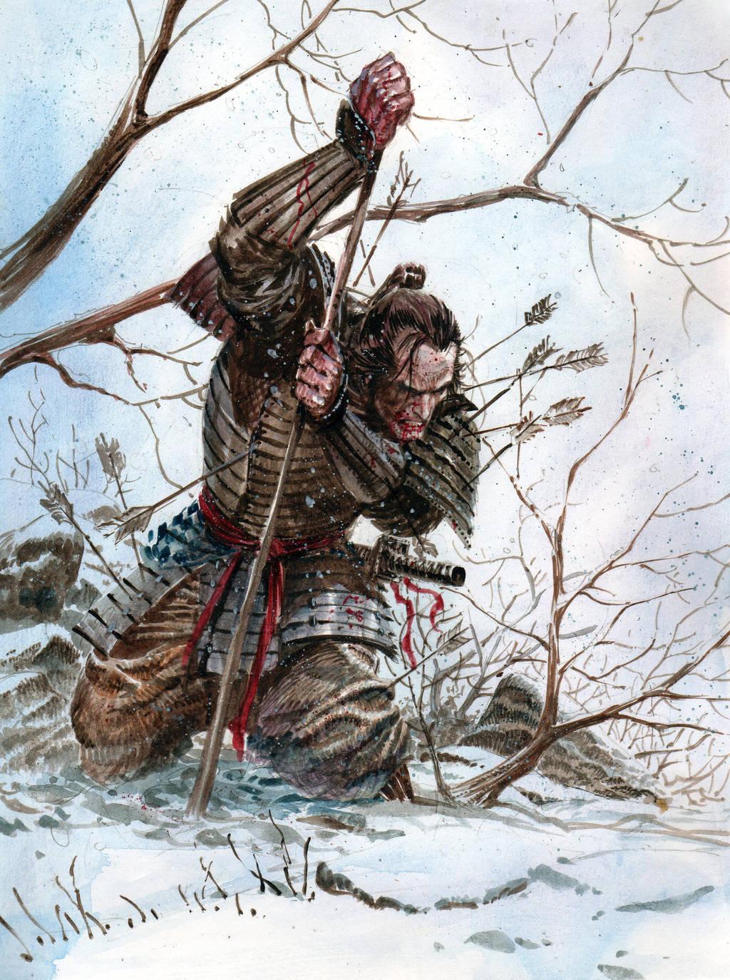 Samurai by ardian-syaf