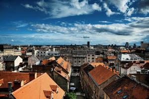 Zagreb by tomislav-moze
