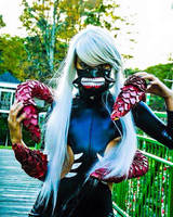 Kaneki Ken (gender bend) by Mynamesash