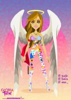 Gloria Trevi Tu Angel by nicotronick