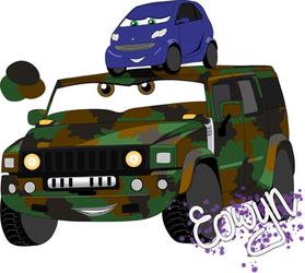 Best_Pals...Cars OCs _UPDATE_ by theantilove