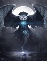 Lightning Bird by Brandon-Ellis