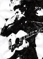 Elvis by ymag
