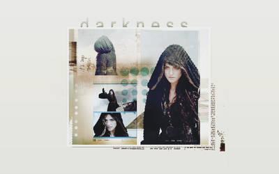 Darkness.. by daydream-x
