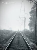 tracks are lonely by Saswat777