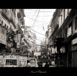 Secret Streets of Kolkata by Saswat777