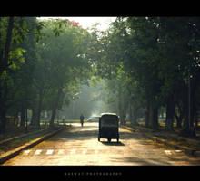 One fine morning 02 by Saswat777