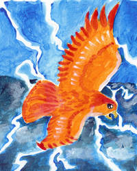 Apinyo's Spirit Companion by KensanOni