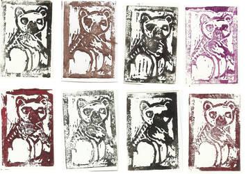 Lemur Lino by KensanOni
