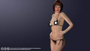 Bikini Studio Belle by myvirtuallady