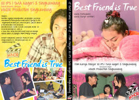 Best Friend Is True Movie Cover Sample by chaoticreative