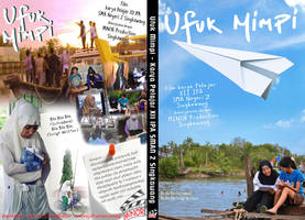 Ufuk Mimpi Movie Cover Sample by chaoticreative