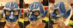 Raziel Face Cast - Painting 2 by SketchMcDraw