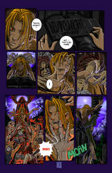Zombie Knight page 3 by Naeles