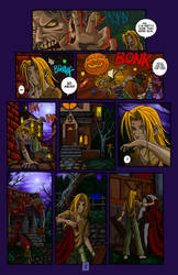 Zombie Knight page 8 by Naeles