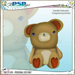 My Little Bear by Pandora-Creations