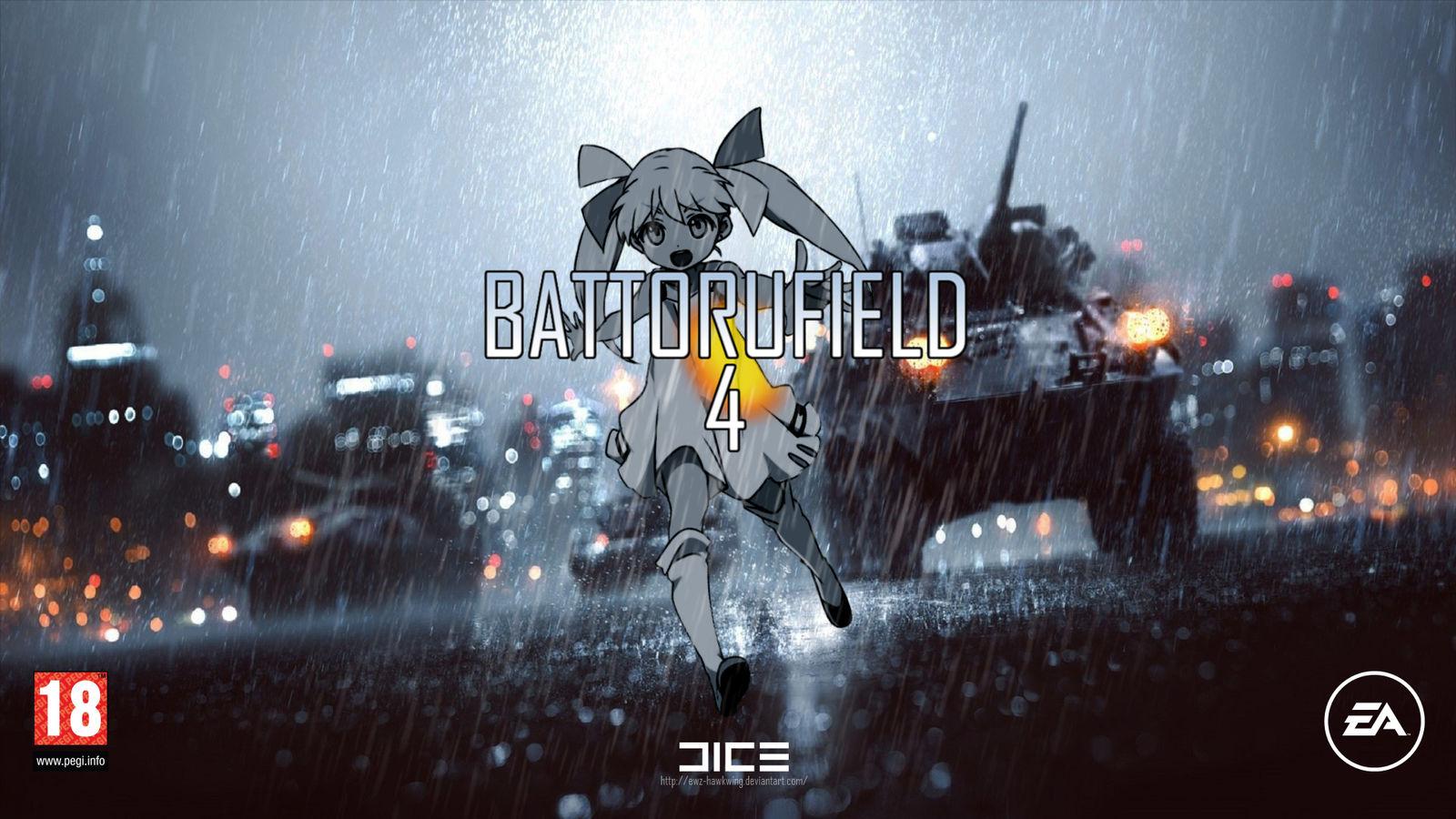 Battorufield 4 (BF 4 x WIXOSS) by ewz-Hawkwing