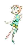 Tiny Pearl by TheRaspberryFox