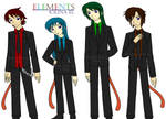 Reference: Formal Elements by lina-magnus