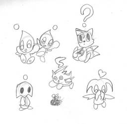 :PC: Chao sketches by maca33