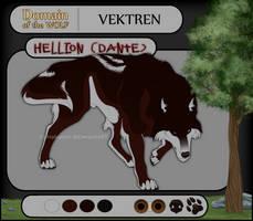 DOTW - Hellion, Scion and Reaper of Vektren by Halkuonn