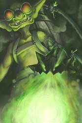 Goblin Torcher by Crimm-Art