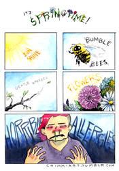 Allergies by Crimm-Art