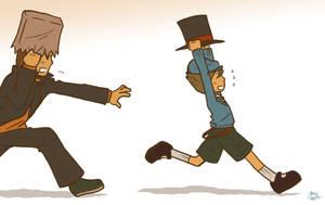 run luke, run by ariga-ten