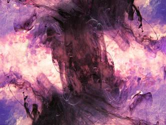 Cosmos In A Jar # 6 by wildwoodstudio