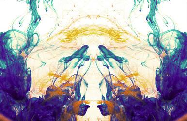 Cosmos In A Jar # 8 by wildwoodstudio