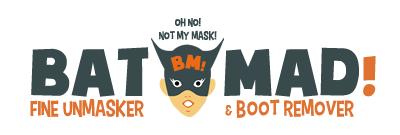 Looks like BatMad has a logo now by BatMad