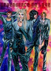 Dependance on love -yaoi manga by asahikawa-arashi