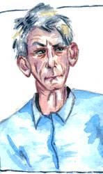 SVU: John Munch by okzzzana