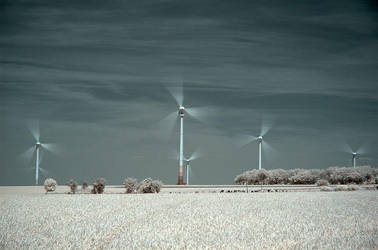 Turbines by Astroandre