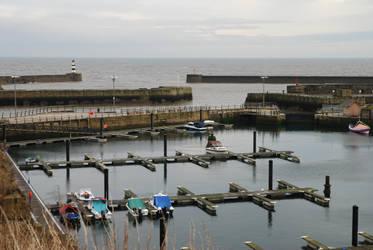 Seaham Docks by FallingDragon-Rising