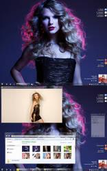 Taylor Swift Desk by Tardio