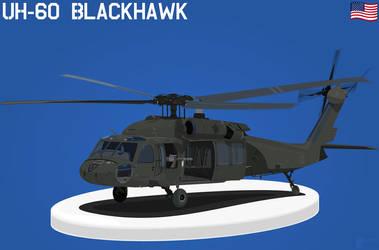 UH-60 Blackhawk by Tardio